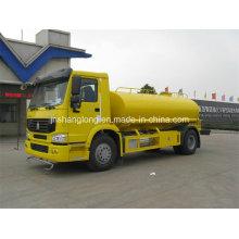 HOWO 4WD 16 Cubic Meter Water Tank Truck