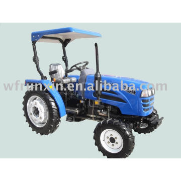 LZ Tractor With EPA, 2WD&4WD