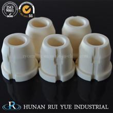 99,5 piezas de cerámica de alúmina precisión % Al2O3