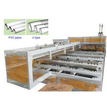 Machine automoteur automatique pour tuyaux en PVC