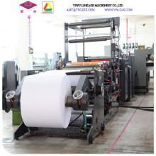 Ligne de production de livres d'exercices Machine d'impression multicolore (LD1020)