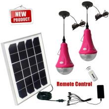 foco de luz solar, lámparas para barbacoa, luz casera solar móvil