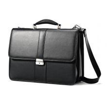 Laptoptasche aus Leder für heiße Mode