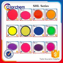 Water Based Fluorescent Pigment SHL