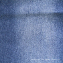 100% Coton Indigo Denim Fabric