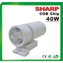 Lampe sur rail à LED Lampe sur rail à LED COB LED