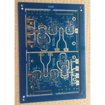 6-lagers RF PCB med RO4350B-material