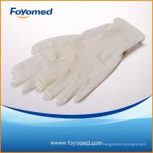 CE, approuvé ISO Hot-sale Latex Examinant des gants