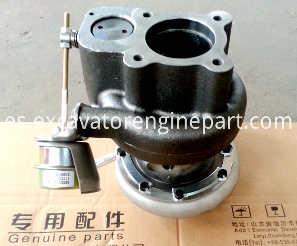 In stock Deutz BF6M2012 turbocharger 1118010-D807