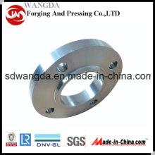 Soudage DIN2631 bride cou en acier inoxydable