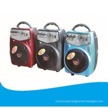 5.5′′ Multi-Colored Mini Rechageable Battery Speaker for The Elderly Q2