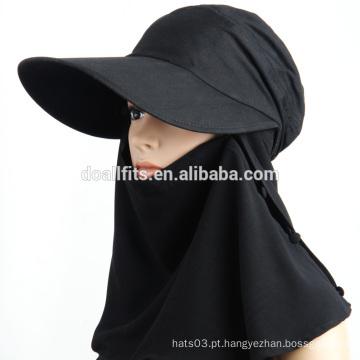 Melhor venda moda chapéu de pesca de proteção para atacado