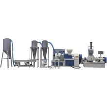 PVC. TPR. TPU. Tr. Ligne de production de granulation EVA