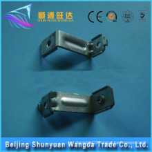 Custom Flat Metal Spring Clips, AA Battery Spring Contact, AA Battery Contact