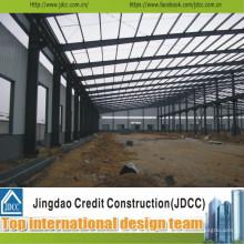 Taller de fabricación y ensamblaje de estructuras de acero Jdcc1046