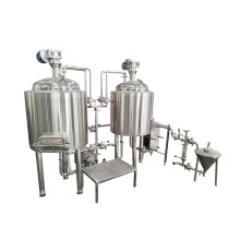 100l mini home beer brewing equipment for all grain beer