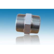 Hydraulic Carbon Steel Male/Female Thread NPT Tube Nipple