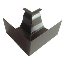 6 Inch Estilo K Elegante Design Alumínio Gutter Acessórios Conector