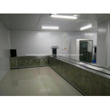 automatic Pu spray production line