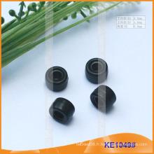 Finition ou cordon de cordon en plastique pour vêtements KE1049 #