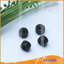 Fashion Plastic cord end or bead for garments KE1049#