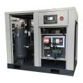 Compresor de aire del tornillo inyectado aceite 20HP 15KW 380V / 50HZ / 3PH