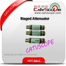 Staged Attenuator -/6/9dB-42m