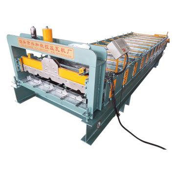 Máquina formadora de rolo de painel de telhado para manutenção vitalícia feita na China