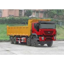 Genlvon 8x4 quad axle dump trucks for sale