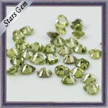 Shinning Peridot Natrual Gemstone Pedra Semi-Preciosa