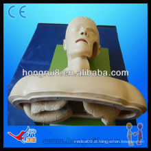 ISO Advanced Electric Airway Intubation Training manikin