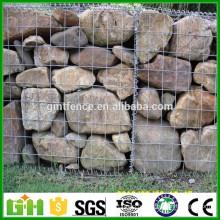 Boite de gabions soudée 2x1x1m / châssis gabion / gabion mesh