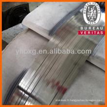 Bande en acier inoxydable 316L avec de bonne qualité (bobine en acier inox 316L)