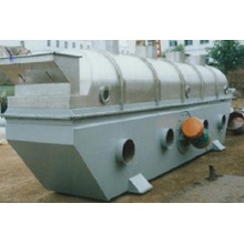 Continuous Horizontal Fluid Bed Drying Machine for PE Flakes