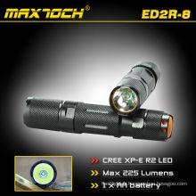 Maxtoch ED2R-8 cris Flash torche Led