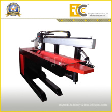 Machine de soudage de réservoir avec TIG ou Mag ou MIG Welder