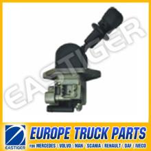 Pièces de camion, soupape de frein à main compatible avec Scania (1935570)