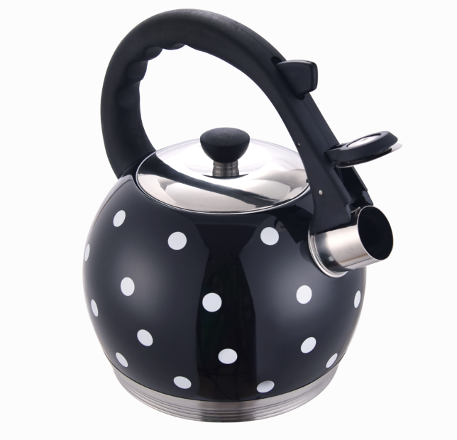 Fh 497d 9 Layer Bottom Black Apple Kettle
