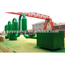Sawdust drying machine made by Yugong Factory