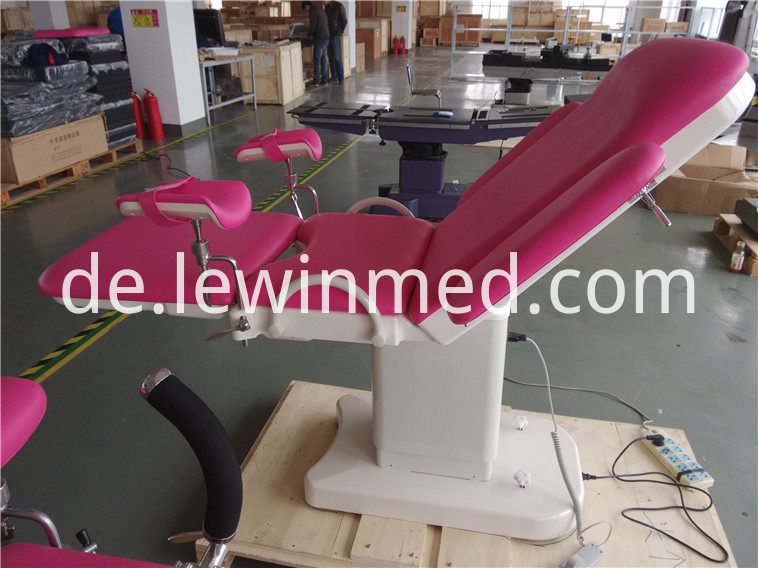 electric gynecological bed (4)