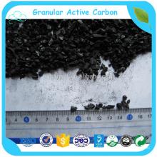 Filtro de agua de carbón activado de malla azul 180mg / g 8-16 de metileno