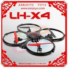2.4Ghz UFO 4CH rc quadcopter 6 AXIS LH-X4 Gran helicóptero de control remoto