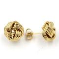 Серьга верхнего качества 2016, серьга стержня ювелирных изделий способа цвета золота
