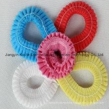 Disposable Surgical Non Woven Clip Cap Hair Net Kxt-Mc23