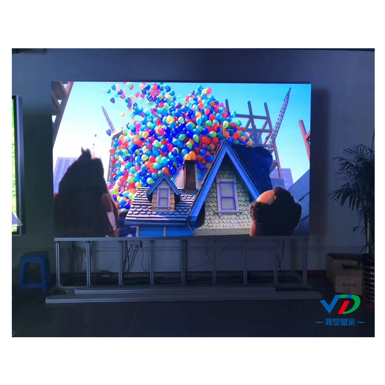 Hd Led Video Wall Pitch Small Pitch