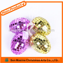 Beautiful Artificial Foam Easter Eggs with String