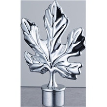 Maple Leaves Curtain Rod Finial
