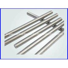 Hot Sale Zinc Plated Carton Steel Threaded Rod