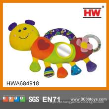 2015 New Design brinquedos lagarta de pelúcia