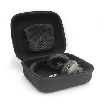 Caja de auriculares EVA Gaming negra